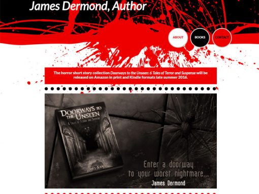 James Dermond Books