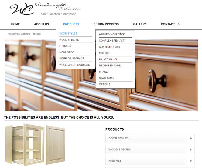 Woodwright Cabinets
